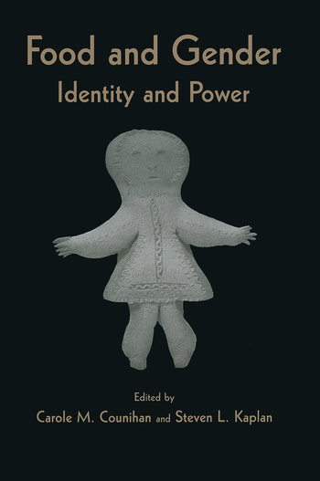 Food and Gender Identity and Power book cover