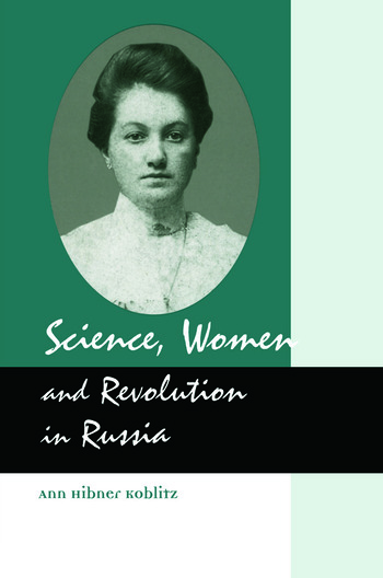 Science, Women and Revolution in Russia book cover