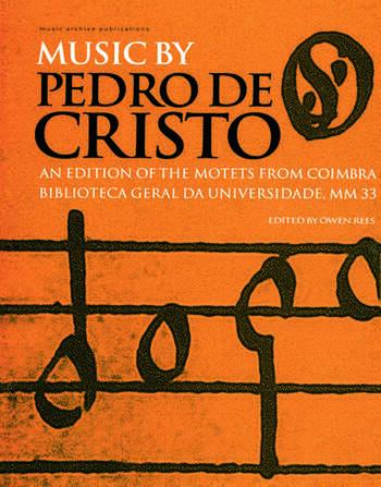 Music by Pedro de Cristo (c. 1550-1618) book cover