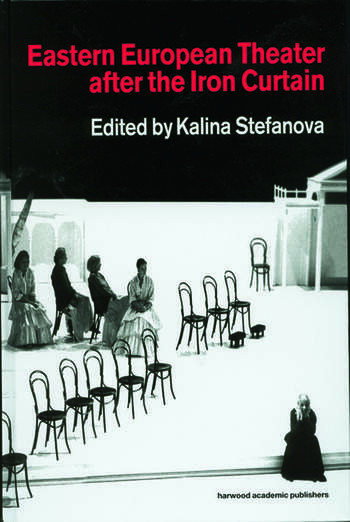 Eastern European Theatre After the Iron Curtain book cover