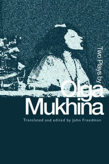 Two Plays by Olga Mukhina book cover