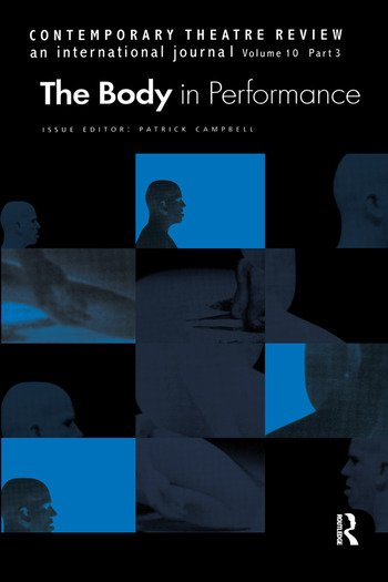The Body in Performance book cover