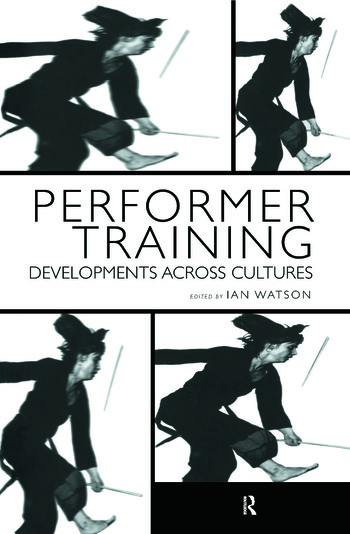 Performer Training Developments Across Cultures book cover