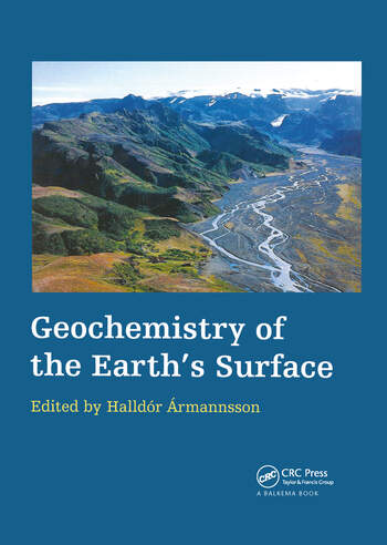 Geochemistry of the Earth's Surface Proceedings of the 5th international symposium, Reykjavik, 16-20 August 1999 book cover