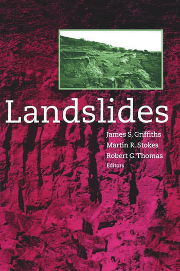 Landslides Proceedings of the 9th international conference and field trip, Bristol, 16 September 1999 book cover