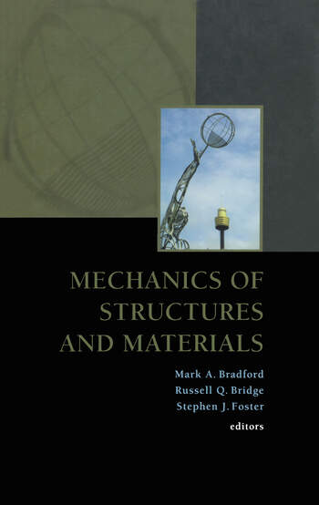 Mechanics of Structures and Materials book cover
