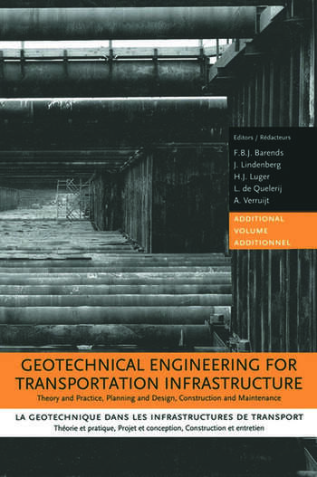 Geotechnical Engineering for Transportation Infrastructure book cover