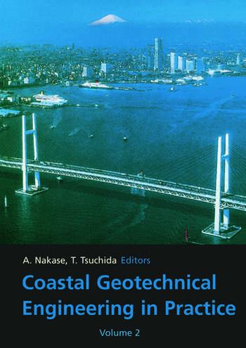 Coastal Geotechnical Engineering in Practice Proceedings of the International Symposium, Yokohama, Japan, 20-22 September 2000 book cover