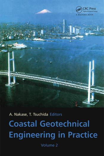Coastal Geotechnical Engineering in Practice, Volume 2 Proceedings of the International Symposium IS-Yokohama 2000, Yokohama, Japan, 20-22 September 2000 book cover