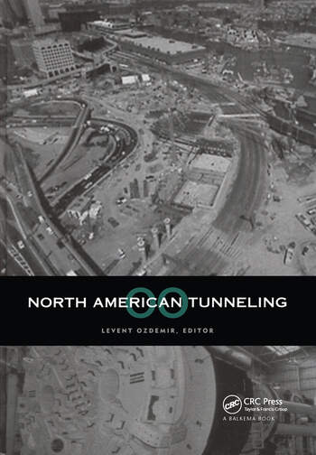 North American Tunneling 2000 book cover