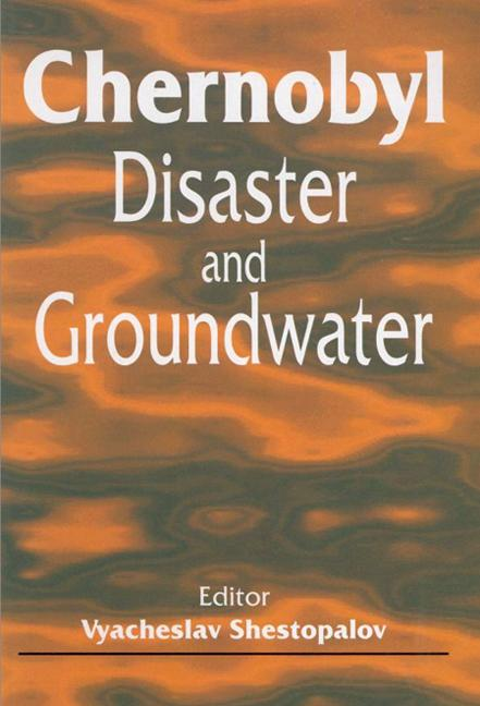 Chernobyl Disaster and Groundwater book cover