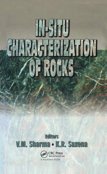 In-situ Characterization of Rocks book cover