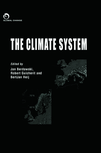 The Climate System book cover