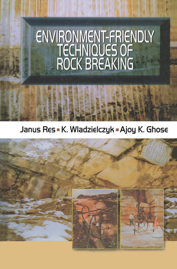 Environment-Friendly Techniques of Rock Breaking book cover