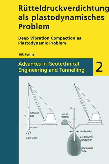 Rutteldruckverdichtung Als Plastodynamisches Problem / Deep Vibration Compaction as Plastodynamic Problem book cover