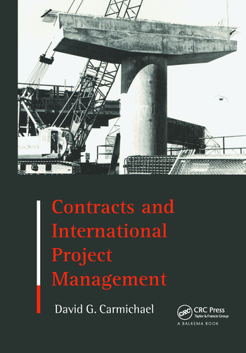 Contracts and International Project Management book cover