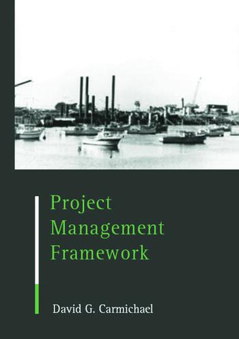 Project Management Framework book cover