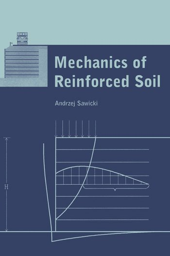 Mechanics of Reinforced Soil book cover