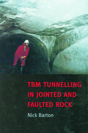 TBM Tunnelling in Jointed and Faulted Rock book cover