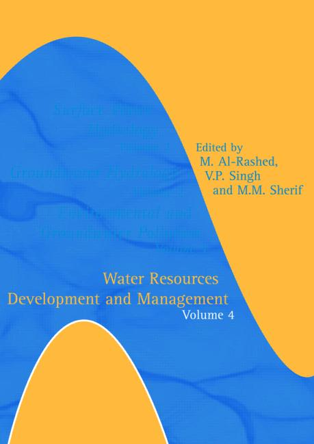 Water Resources Management in Arid Regions Proceedings of the International Conference on Water Resources Management in Arid Regions, 23-27 March 2002, Kuwait book cover