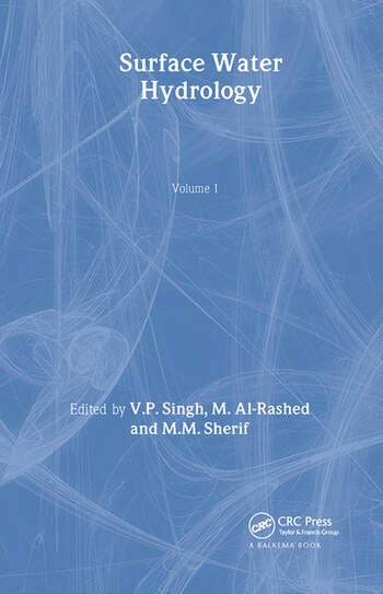Surface Water Hydrology Volume 1 of the Proceedings of the International Conference on Water Resources Management in Arid Regions, Kuwait, March 2002 book cover