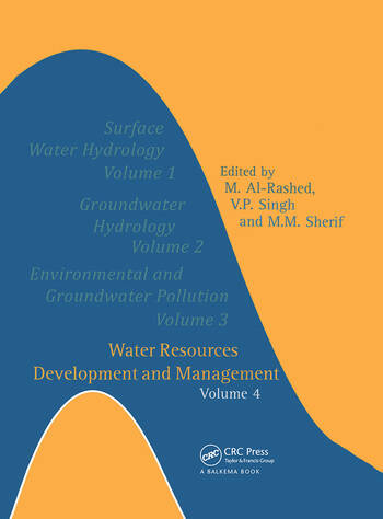 Surface Water Hydrology Volume 4 of the Proceedings of the International Conference on Water Resources Management in Arid Regions, Kuwait, March 2002 book cover