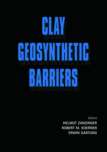 Clay Geosynthetic Barriers book cover