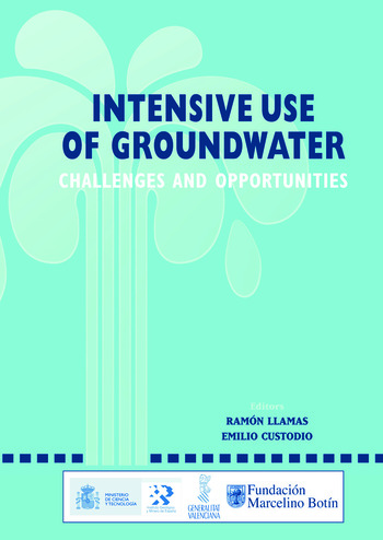 Intensive Use of Groundwater: Challenges and Opportunities book cover