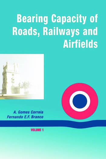 Bearing Capacity Of Roads book cover