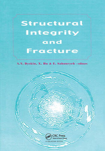 Structural Integrity and Fracture Proceedings of the International Conference, SIF 2002, Perth, Australia, 25-28 September 2002 book cover