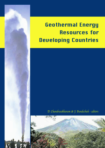 Geothermal Energy Resources for Developing Countries book cover