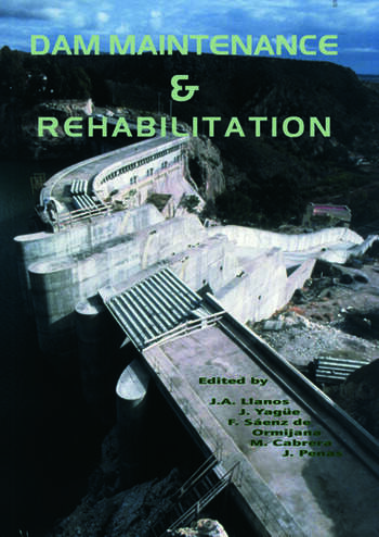 Dam Maintenance and Rehabilitation Proceedings of the International Congress on Conservation and Rehabilitation of Dams, Madrid, 11-13 November 2002 book cover