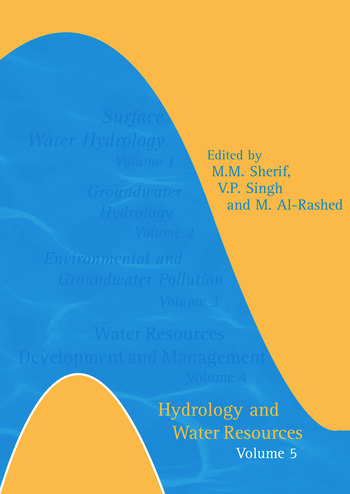 Hydrology and Water Resources Volume 5- Additional Volume International Conference on Water Resources Management in Arid Regions, 23-27 March 2002, Kuwait book cover