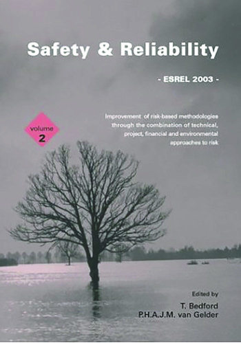 Safety and Reliability Proceedings of the ESREL 2003 Conference, Maastricht, the Netherlands, 15-18 June 2003 book cover
