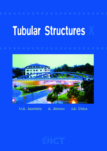 Tubular Structures X Proceedings of the 10th International Symposium, Madrid, Spain, 18-20 September 2003 book cover