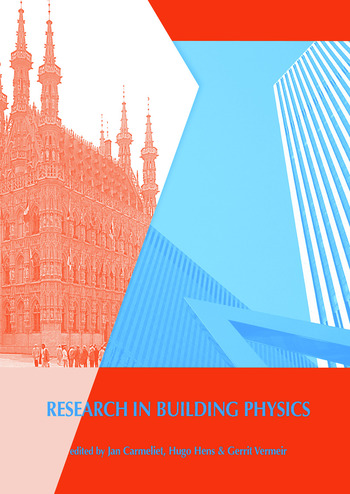 Research in Building Physics Proceedings of the Second International Conference on Building Physics, Leuven, Belgium, 14-18 September 2003 book cover