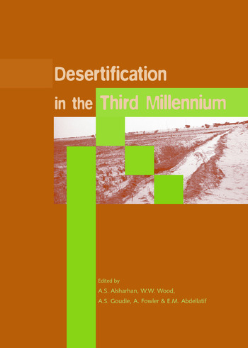 Desertification in the Third Millennium Proceedings of an International Conference, Dubai, 12-15 February 2000 book cover