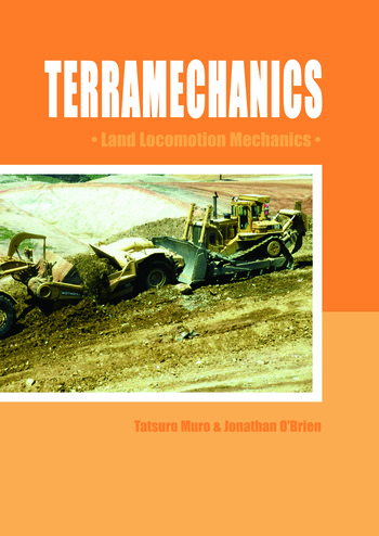 Terramechanics Land Locomotion Mechanics book cover