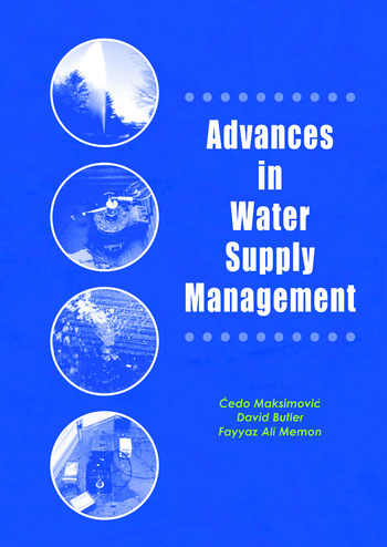 Advances in Water Supply Management Proceedings of the CCWI '03 Conference, London, 15-17 September 2003 book cover