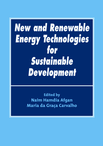 New and Renewable Energy Technologies for Sustainable Development book cover