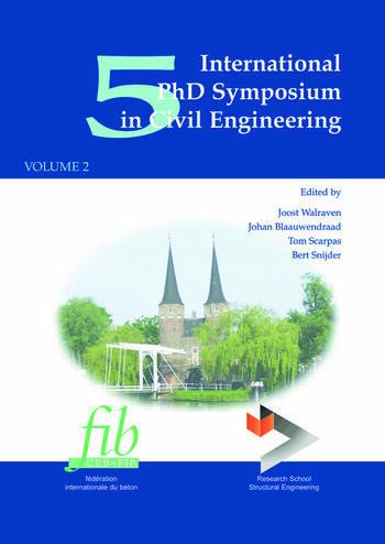 5th International PhD Symposium in Civil Engineering, Two Volume Set Proceedings of the 5th International PhD Symposium book cover