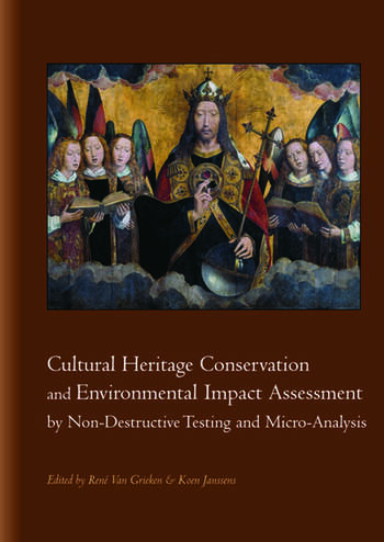 Cultural Heritage Conservation and Environmental Impact Assessment by Non-Destructive Testing and Micro-Analysis book cover