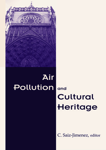 Air Pollution and Cultural Heritage book cover