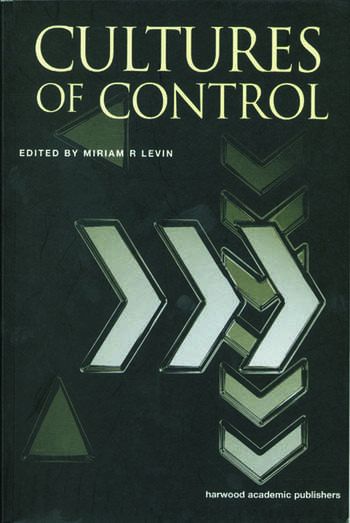 Cultures of Control book cover