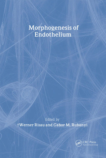Morphogenesis of Endothelium book cover