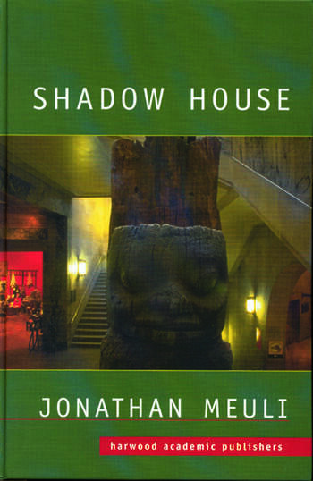 Shadow House Interpretations of Northwest Coast Art book cover