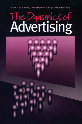 The Dynamics of Advertising book cover