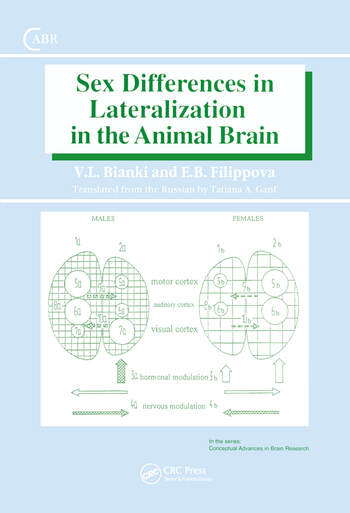 Sex Differences in Lateralization in the Animal Brain book cover