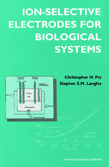 Ion-Selective Electrodes for Biological Systems book cover