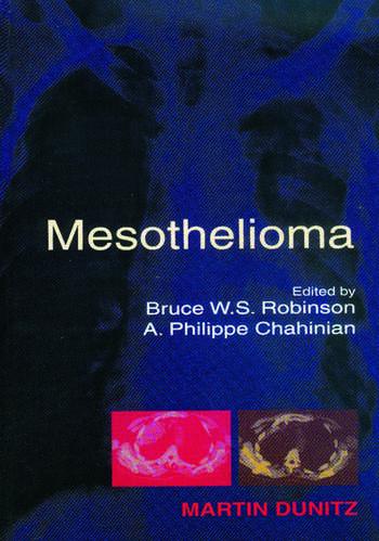 Mesothelioma book cover
